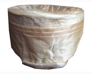 Cream Satin Paag