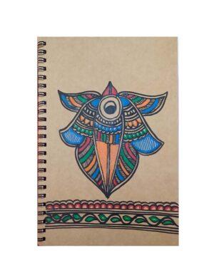 Mithila Painting Multipurpose Diary